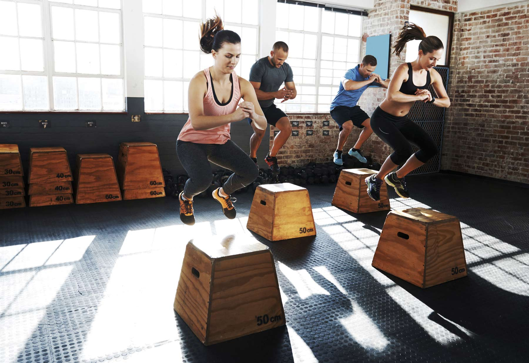 Tabata-What-A? How to Make a Kickbutt 4-Minute Workout!