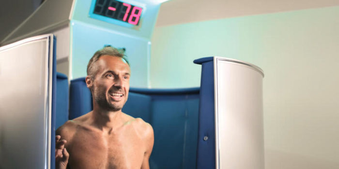 Recover and Re-Energize with Whole-Body Cryotherapy