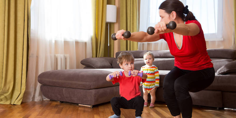 busy mom workouts 2