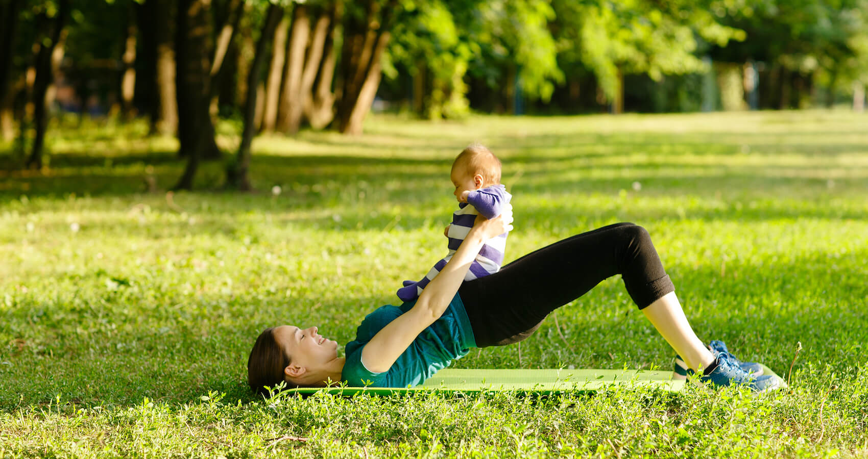 Busy Mom Workouts: How to Squeeze in Your Workouts