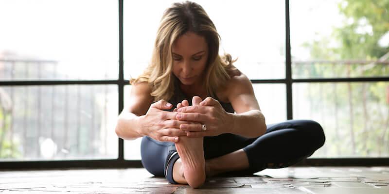 flexibility exercises Forma Gym