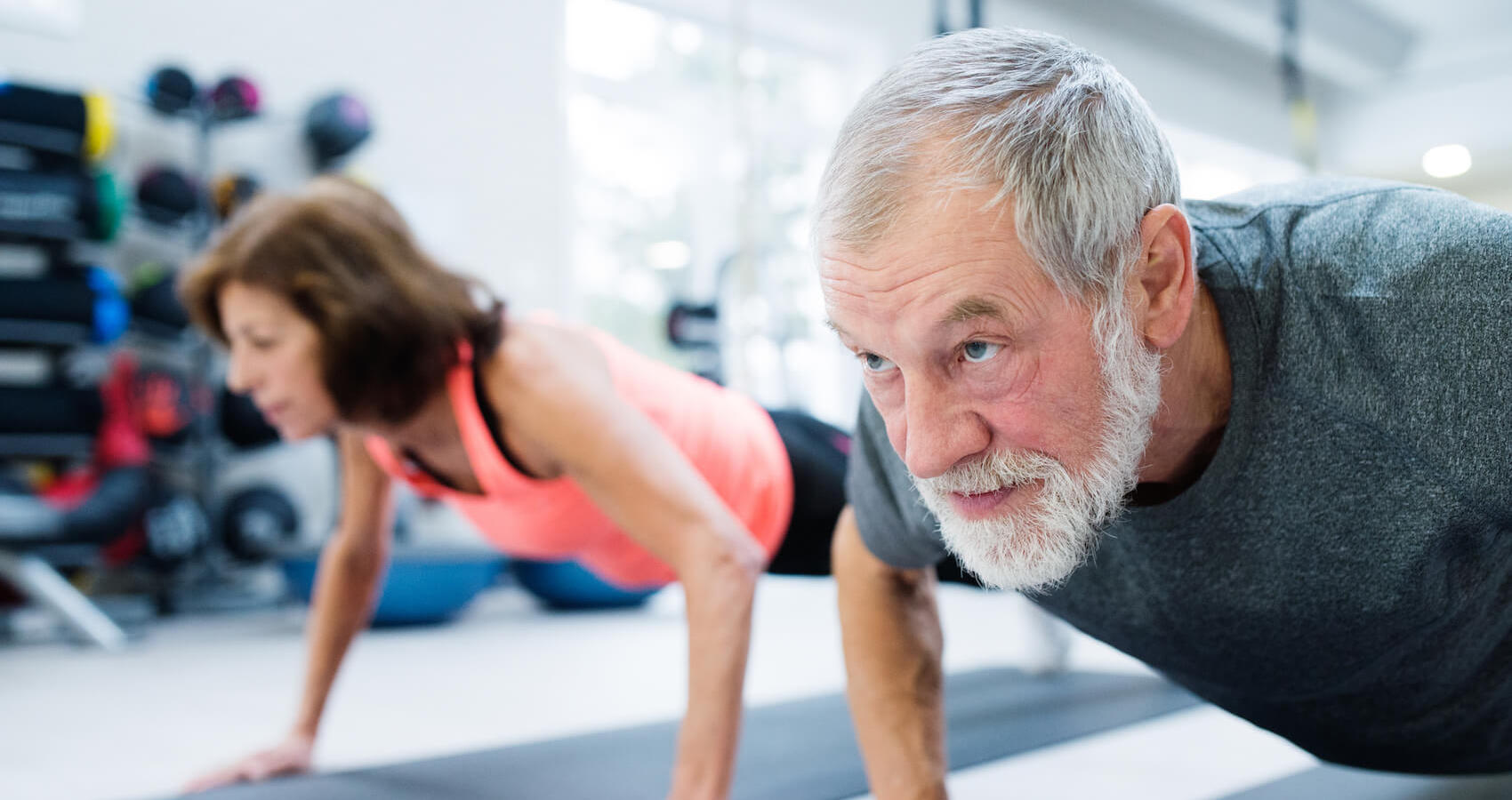 The Top Benefits of Working Out After 50