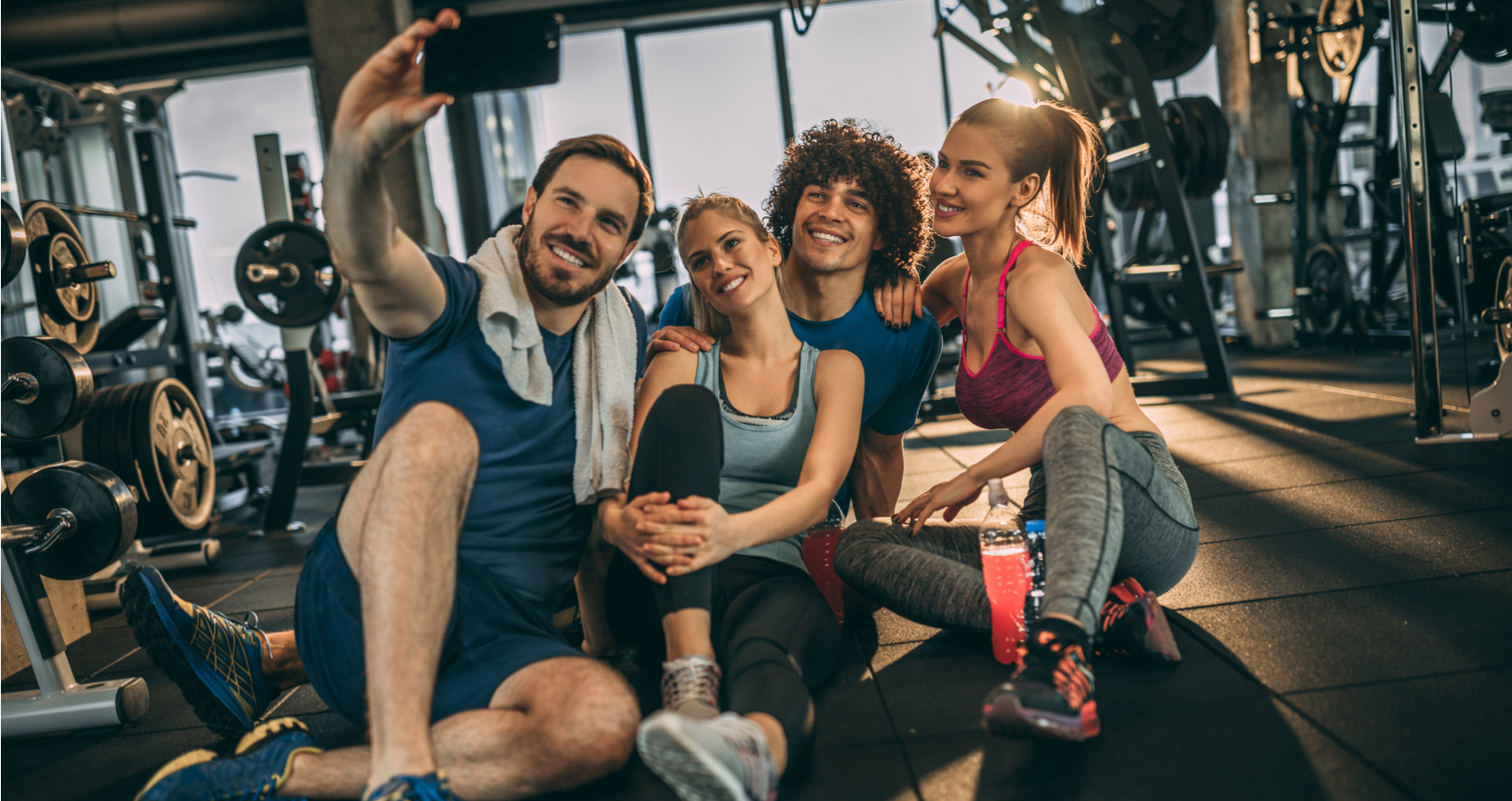 Why You Need a Fitness Community