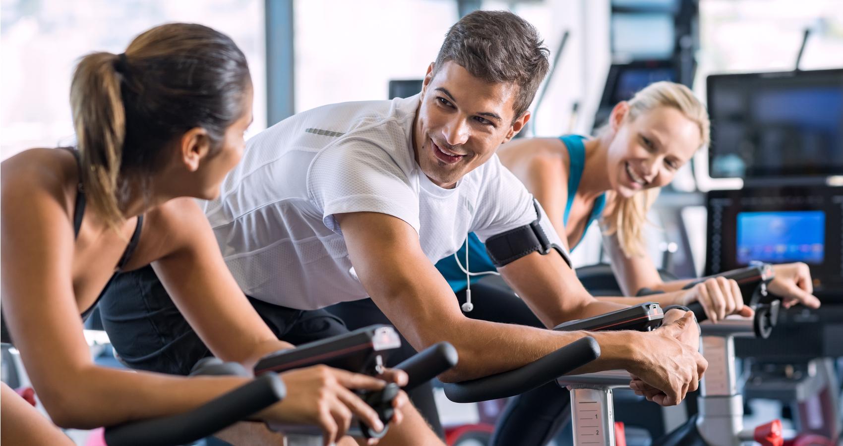 Maximize your Gym Routine